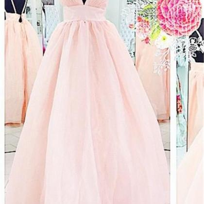 Charming Sexy Prom Dresses, Pink Pr..