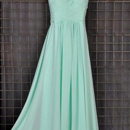 Formal Dress,Sexy Mint Green Prom D..
