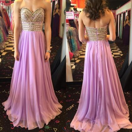 Sparkly Prom Dress,Sweetheart Prom ..