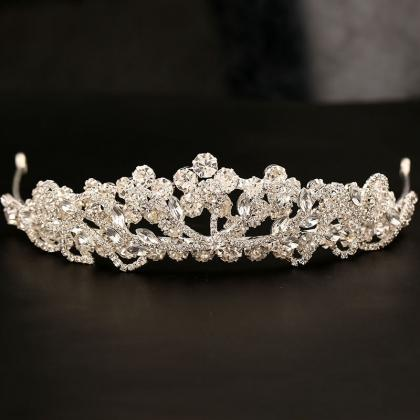 wedding jewelry , crown ,Diamond j..