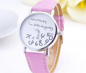 woman wrist watch,I ..