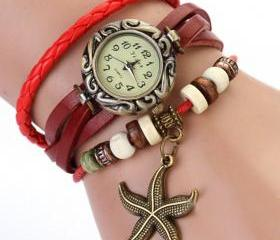 Starfish Watch, Star..