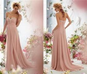 Strapless Sweetheart..