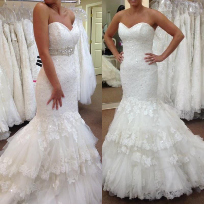 White Wedding Dresses,Sweetheart Wedding Gown,Lace Wedding Gowns ...