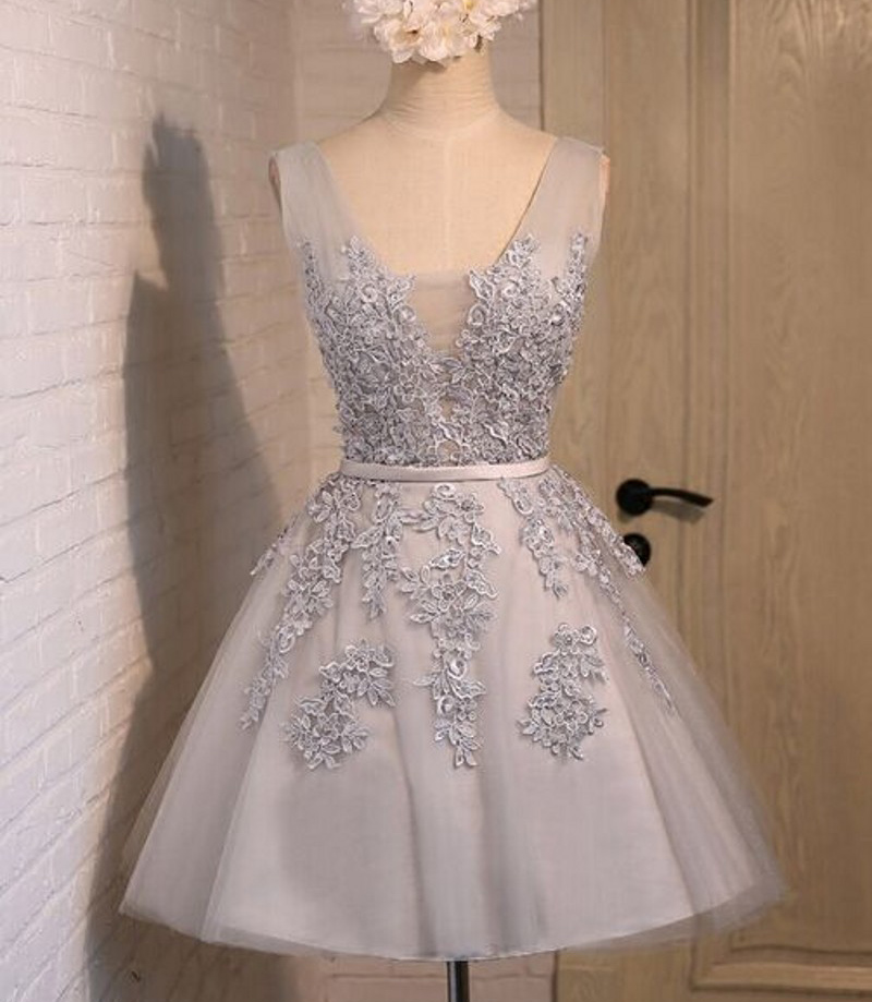 cbe0b395f3 Short Prom Dress
