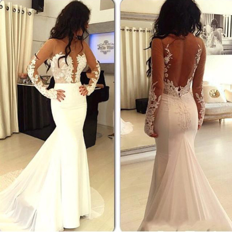 Long Tight Prom Dresses