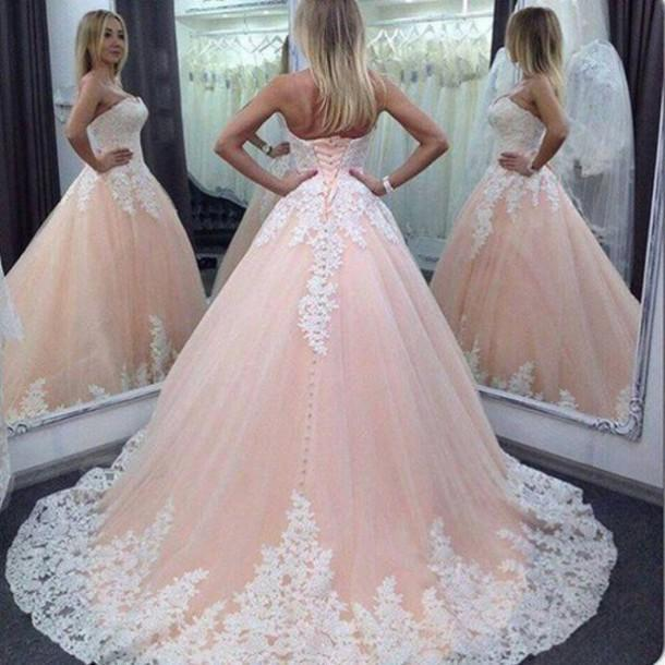 2016 vintage pink lace tulle long wedding dress beautifui pink 2016 vintage pink lace tulle long wedding dress beautifui pink wedding dress ball gown wedding dress sweetheart lace wedding dress plus size wedding junglespirit Images
