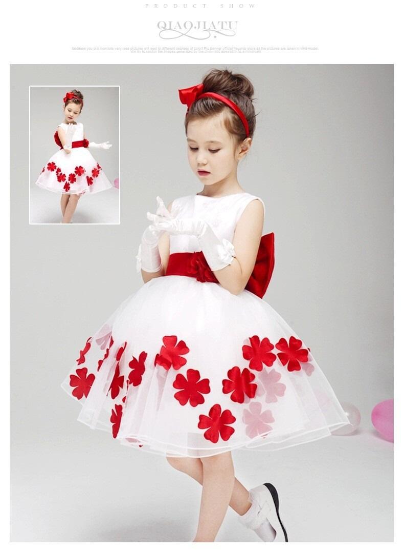 Flower Girl Dresses Flower Children\'s Clothes,Children Dress, The ...
