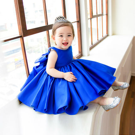 732d3f8d5daa Newborn-10M Flower Girl Dress