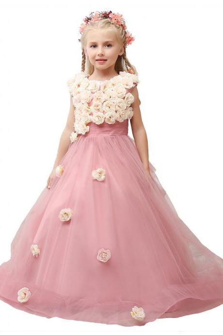 Princess Flower Girl Dresses - Luulla