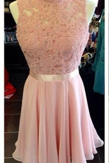Halter Short Prom Dresses,Charming Homecoming Dresses,Homecoming Dresses, Short Homecoming Dresses, Party Dresses, Graduation Dresses