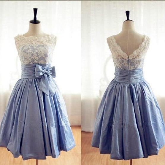 Fashion 2017  Lace Taffeta Wedding Dress Bridesmaid Dress Prom Dress Short Dress Formal Dresses Evening Dresses Party Dresses