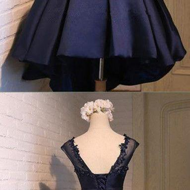 Homecoming Dress,Sexy Homecoming Dress,Cute Prom Dress,Short Prom Dresses,Navy Blue Homecoming Dress,Sweet 16 dress,Party Dress,Wedding Guest Prom Gowns, Formal Occasion Dresses,Formal Dress