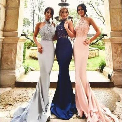 Lace mermaid bridesmaid dresses, Sexy long bridesmaid dresses, Custom bridesmaid dresses, Long bridesmaid dress, Long prom dress, bridesmaid dress, prom dress,